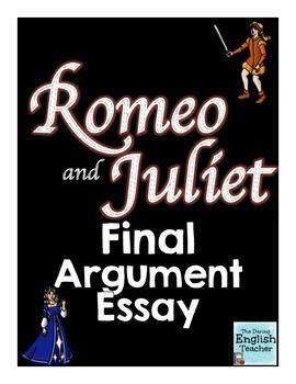 Best of Romeo and Juliet essay topics - Studybaycom